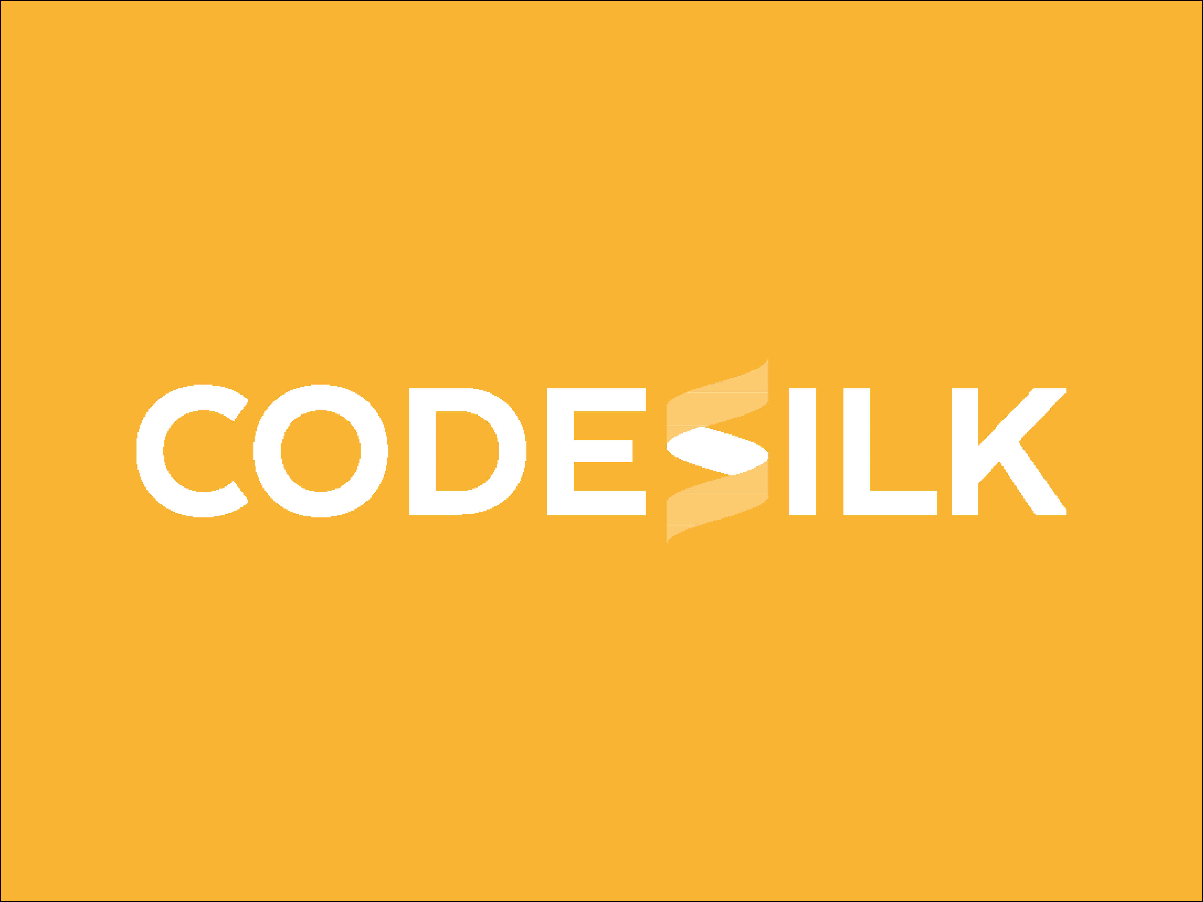 CodeSilk Logo (Gold)